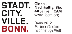 1. Bonn 2012 Partner for a Sustainable Development
